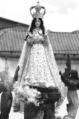Virgen Asunta, Patrona de la Fidelísima Ciudad de Chachapoyas